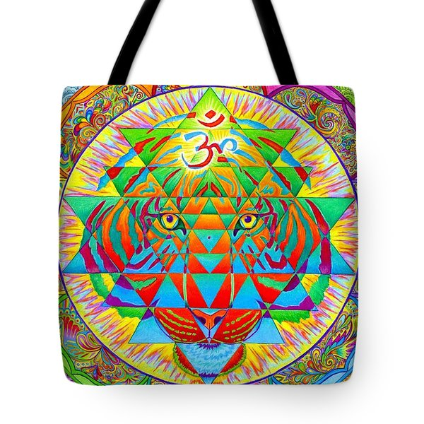 Inner Strength Tote Bag
