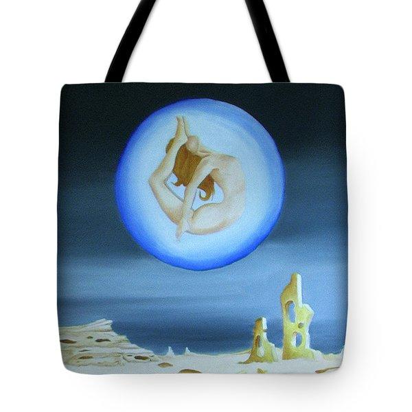Inner World Tote Bag