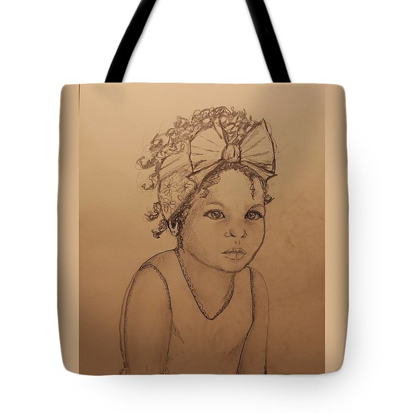 Sugar Baby ... Drawing Tote Bag