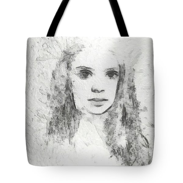 Innocence Tote Bag by Anton Kalinichev
