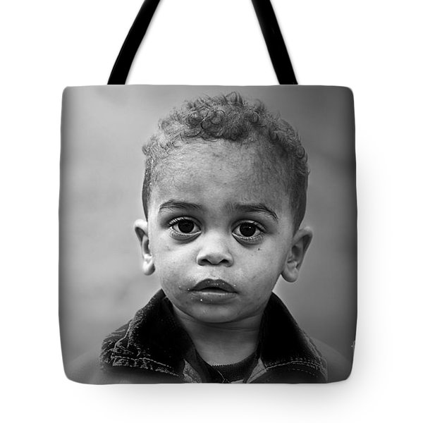 Innocence Tote Bag by Charuhas Images