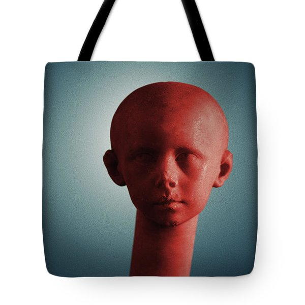Tote Bag featuring the photograph Innocence In Color by Joseph Westrupp