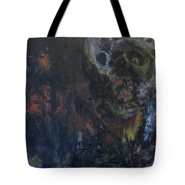 Innocence Lost Tote Bag