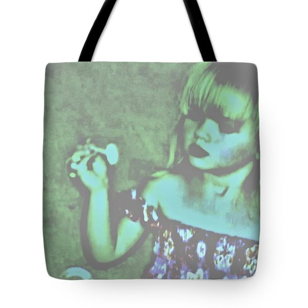 Tote Bag featuring the photograph Innocence by Marsha Heiken