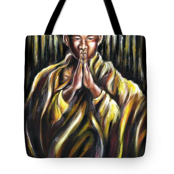 Inori Prayer Tote Bag