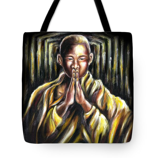 Inori Prayer Tote Bag