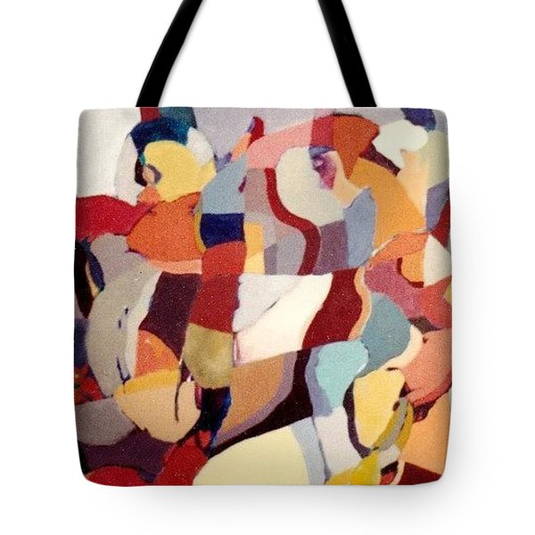 Inquisition Tote Bag by Bernard Goodman