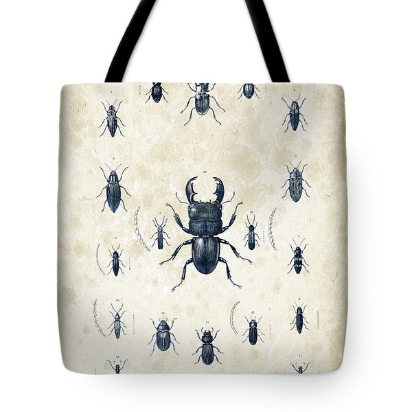 Insects - 1832 - 06 Tote Bag