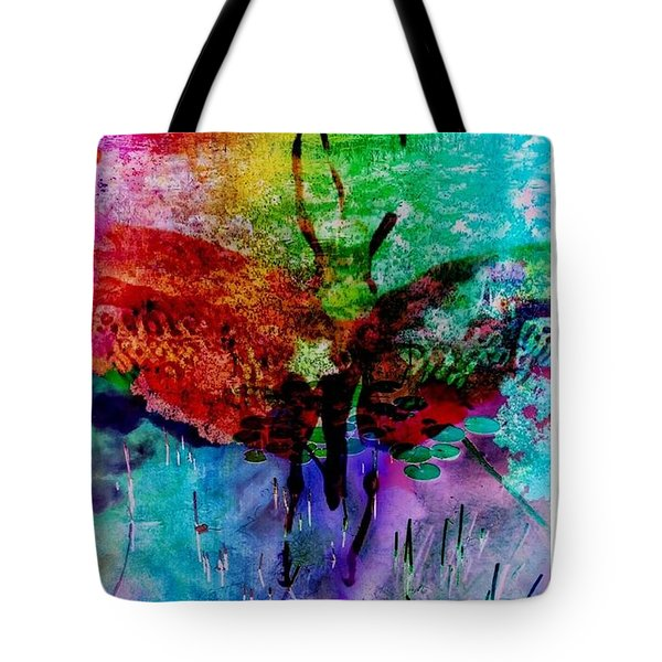 Insects And Incense Tote Bag