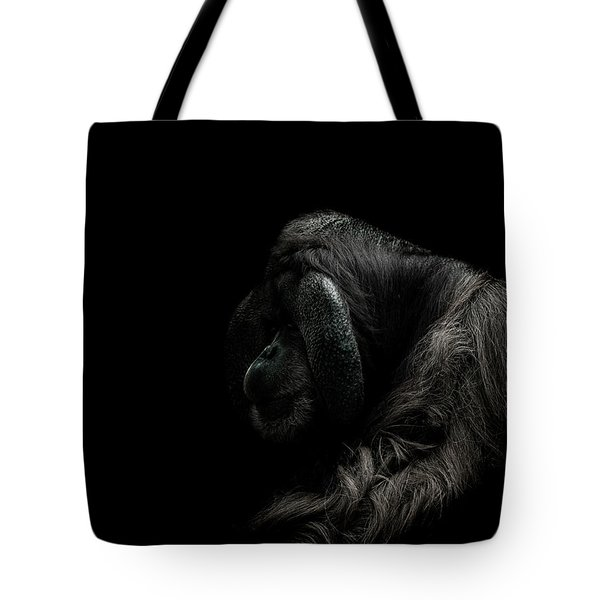 Insecurity Tote Bag by Paul Neville