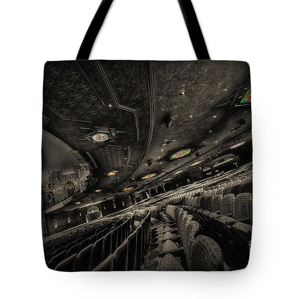 Inside Fox Theater Tote Bag