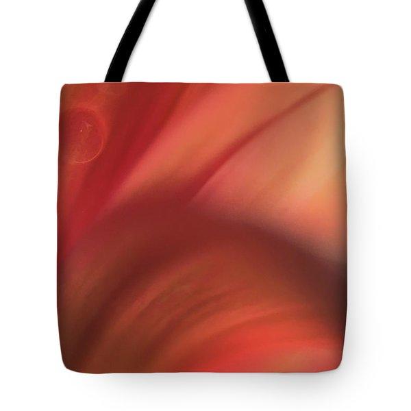 Inside Jupiter, Artists Rendition Tote Bag