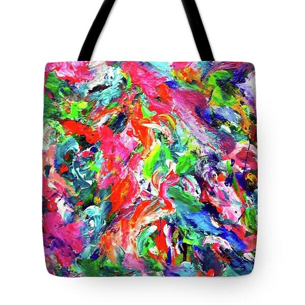 Inside My Mind Tote Bag