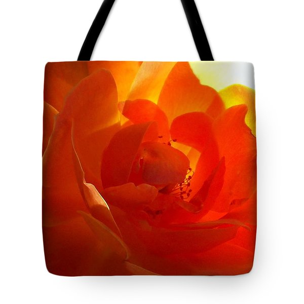 Inside Passion Tote Bag