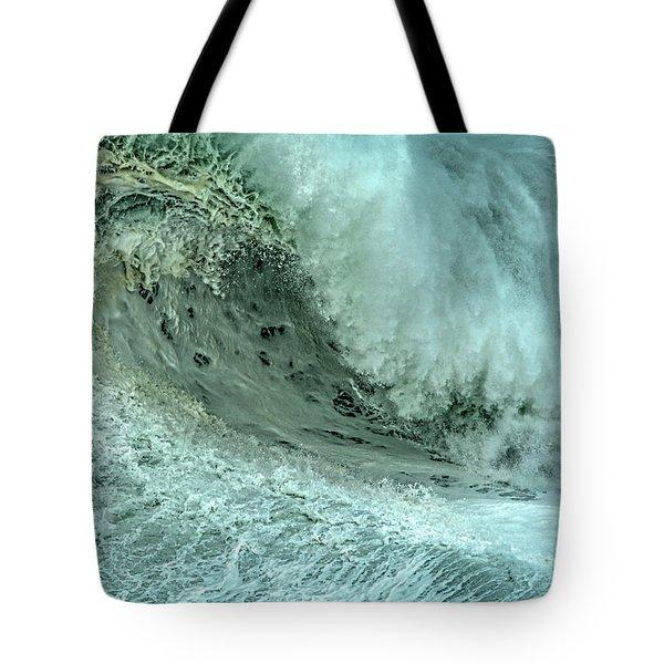 Inside Storm Tote Bag