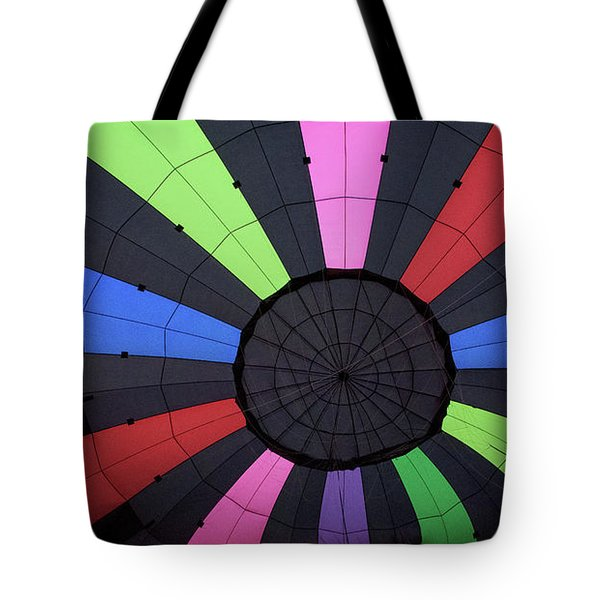 Inside The Balloon Tote Bag