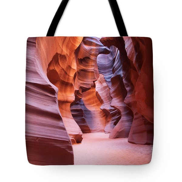 Inside The Canyon Tote Bag by Bob and Nancy Kendrick