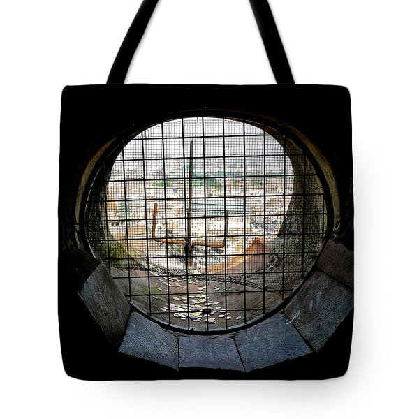 Inside The Duomo Dome 12 Years Later Tote Bag