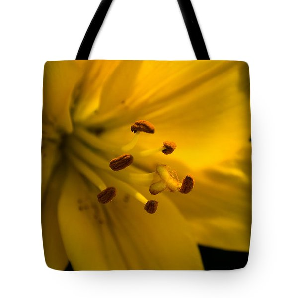 Inside The Lily Tote Bag