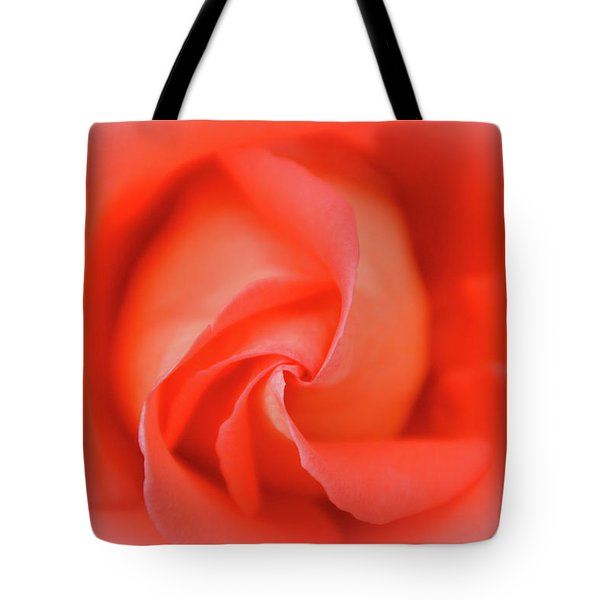 Inside The Rose Tote Bag