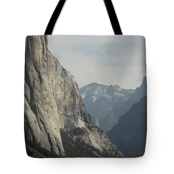 Tote Bag featuring the photograph Inside Yosemite by Robin Regan