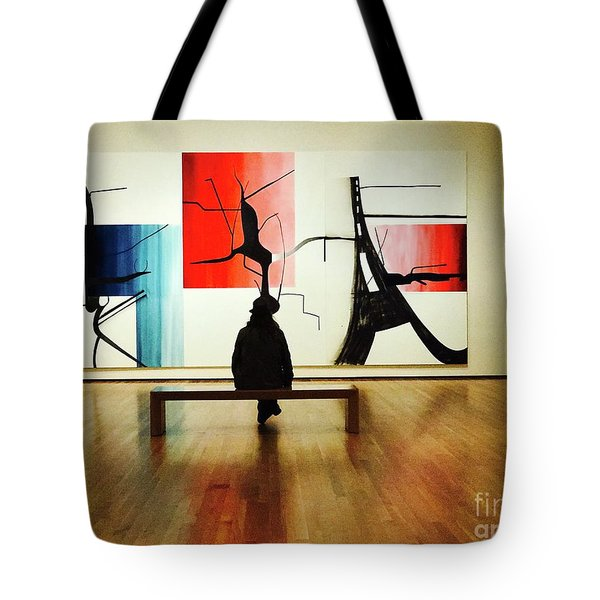 Inspiration  Tote Bag by Michael Krek