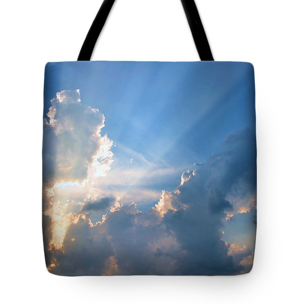 Inspiration Point Tote Bag by Kristin Elmquist