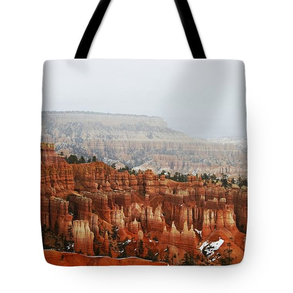 Inspiration Point Tote Bag