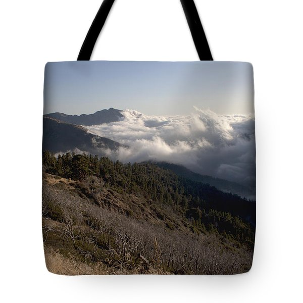 Inspiration Point View Tote Bag