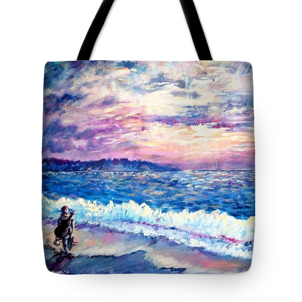 Inspiration-the Musician Tote Bag by Shana Rowe Jackson
