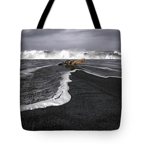 Inspirational Liquid Tote Bag