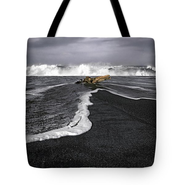 Inspirational Liquid Tote Bag