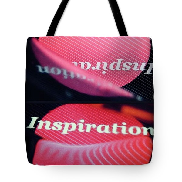 Inspiration Tote Bag