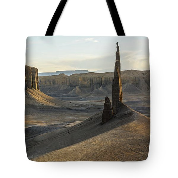 Tote Bag featuring the photograph Inspired Light by Dustin LeFevre