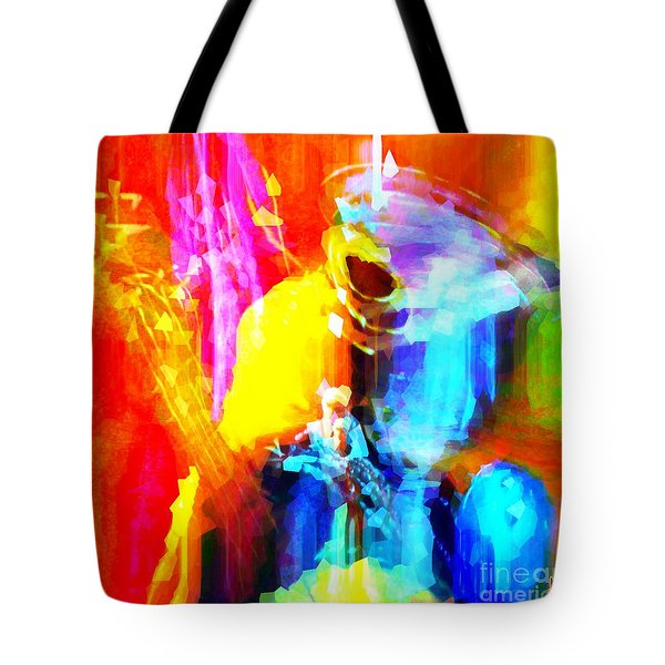 Inspired To Interpret Tote Bag