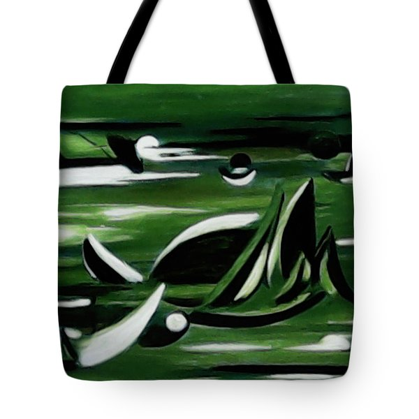 Instant Season Tote Bag by Carmen Fine Art