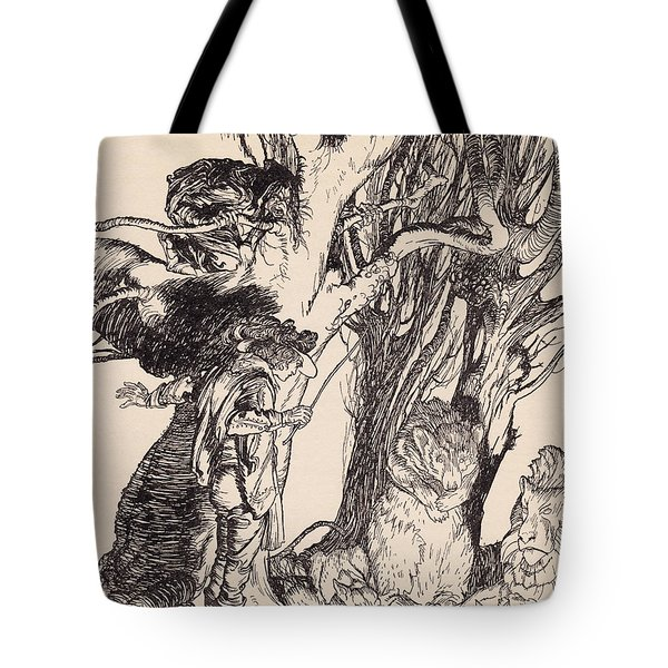 Instantly They Lay Still All Turned Tote Bag