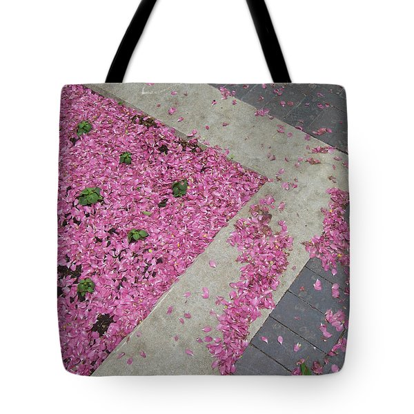 Tote Bag featuring the photograph Integrity by Mary Mikawoz