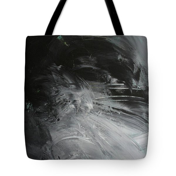 Tote Bag featuring the painting Intelligent Answers by Robin Maria Pedrero