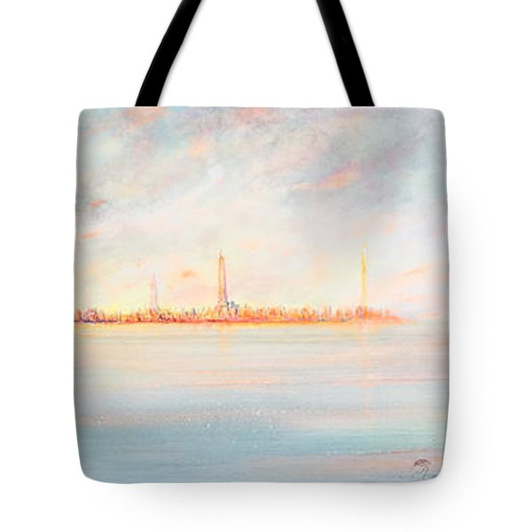 Intence City Tote Bag