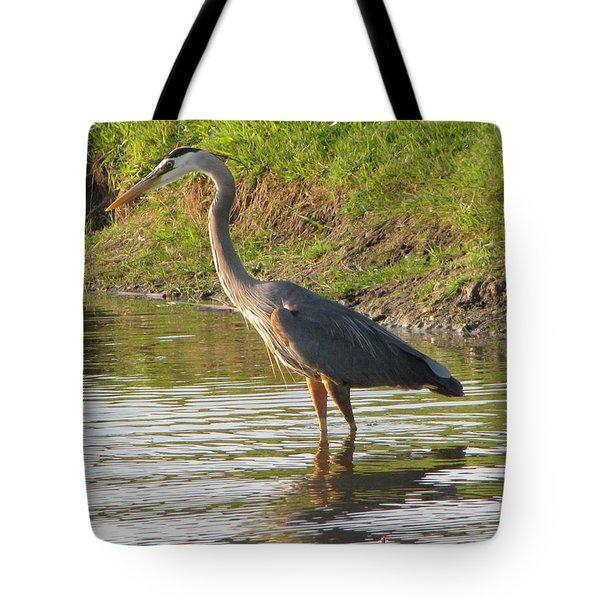 Intense Fishing Tote Bag