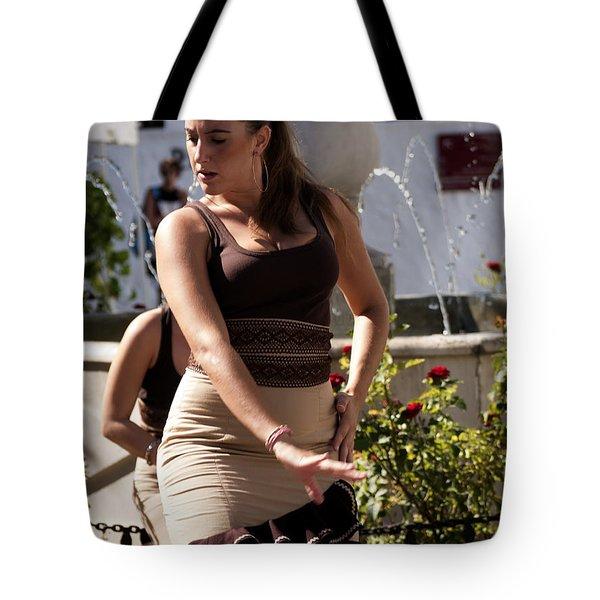 Intensity Tote Bag