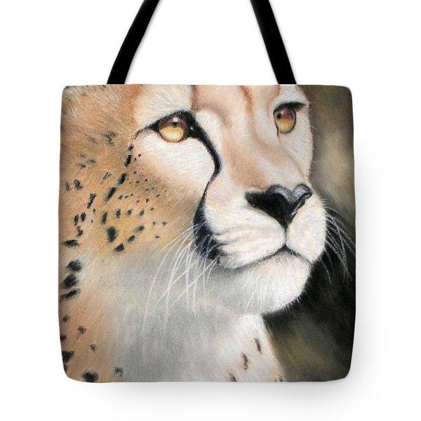 Intensity - Cheetah Tote Bag