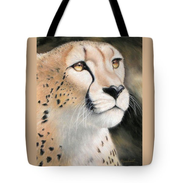 Intensity - Cheetah Tote Bag