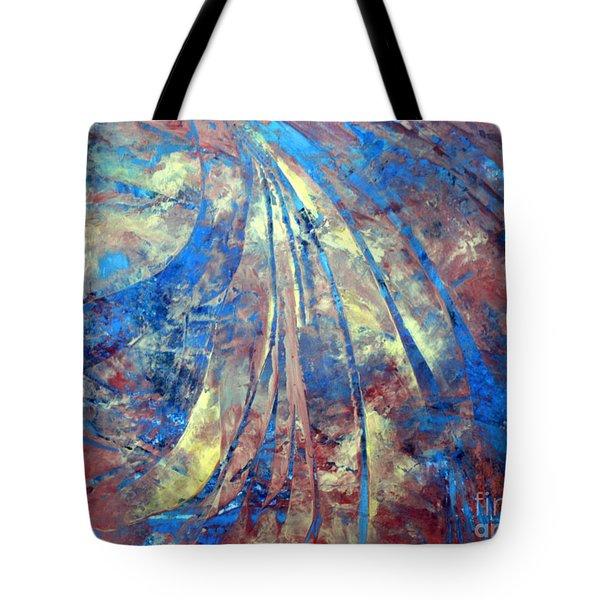 Intensity Tote Bag by Valerie Travers