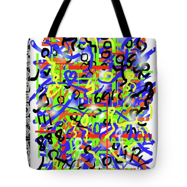Intention Somniack Tote Bag