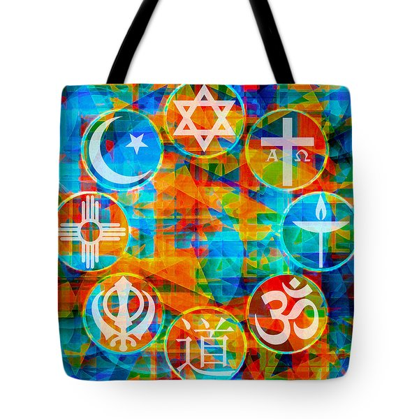 Interfaith 1 Tote Bag