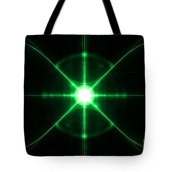 Intergalactic Tote Bag