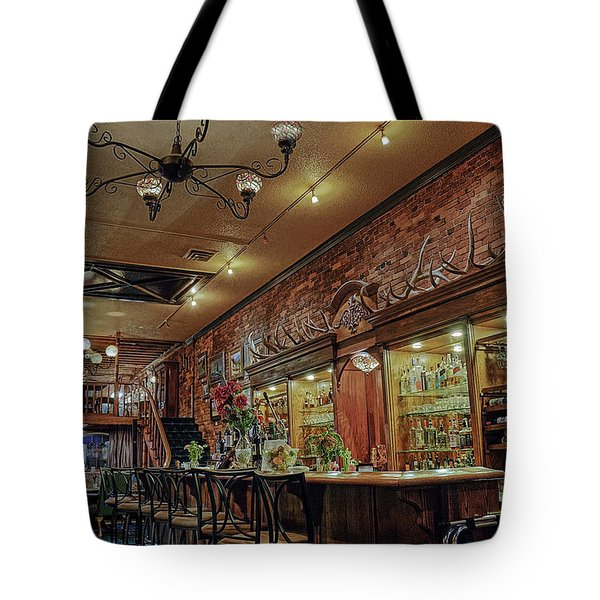 Tote Bag featuring the photograph Interior Elegance by Tyra  OBryant