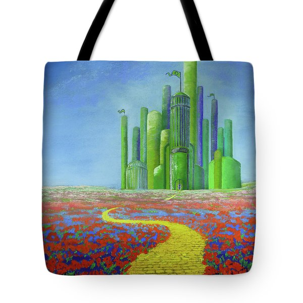 Interlude On The Journey Home Tote Bag